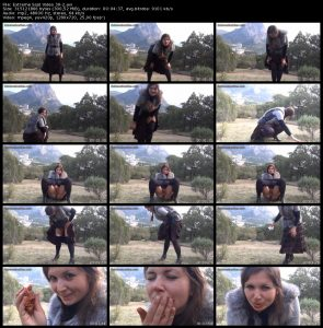 Collection of pooping video from WildPassion – 43 Pooping videos (Outdoor & Indoor)