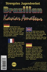 Brazilian Kaviar Amateur 7 (SG Video)
