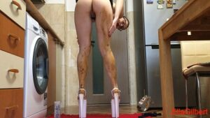 [unknown release date] Ella Gilbert – Extreme smearing in Extreme Heels (1,69 Gb)