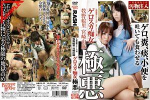 [2012] GS-30 Human Collapse Series 23 Geroska Slut Evil Eri Makino And Yuma Miyazaki (480p)