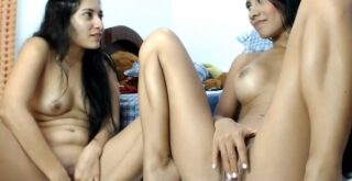 Chaturbate - Latina Girls Squirt On Eachother (latinlizzy - Accidental Anal Poop) 1