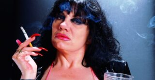 Smoking Veronica Moser